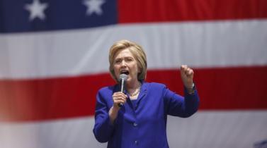 Hillary Clinton, la candidata presidencial del partido Demócrata, tan adorada como detestada
