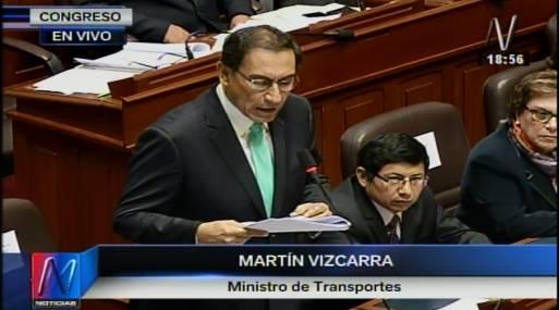 Foto: Captura de pantalla del MTC.