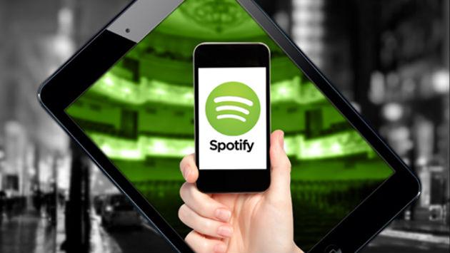 Spotify supera los 40 millones de suscriptores de pago