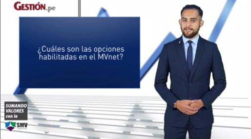 ¿Qué es el sistema de mercado de valores peruanos-MVNet?