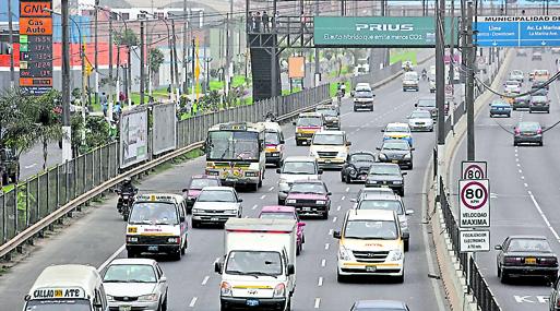 Proyectos buscan mejorar el flujo vehicular en el Callao.