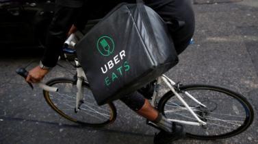 <b>Uber.</b> Lanza ofensiva global en mercado de reparto de comida a domicilio