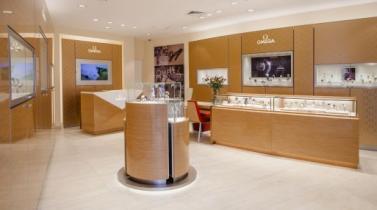<b>Omega.</b> Abre su primera boutique para venta de relojes de lujo en Perú