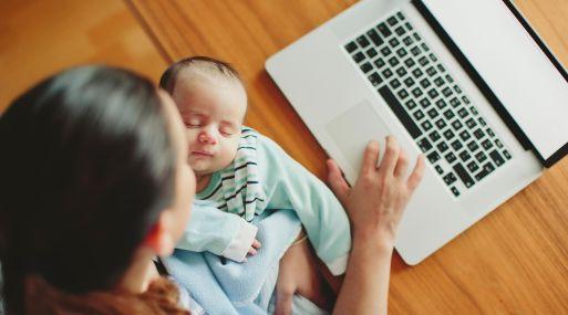 The Mom Project es gratuito para las buscadoras de empleo. (Foto: Bloomberg)