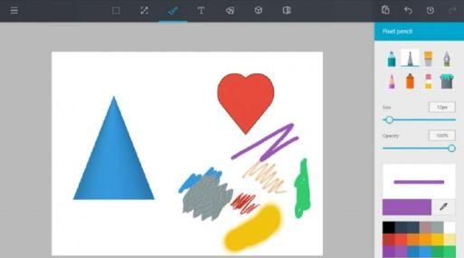 Así luce la nueva versión de Paint | FOTOS — Microsoft