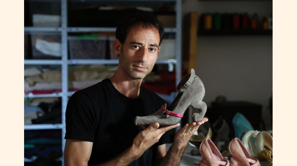 zapatos, diseñador