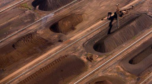 Instalaciones de BHP Billiton en Australia. (Foto: Bloomberg)