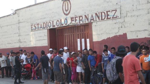 """Lo que corresponde es recuperar el inmueble y ponerlo en valor, pues ha sido abandonado por """"sucesivas dirigencias"""", indicó Moreno. (Foto: USI)"""