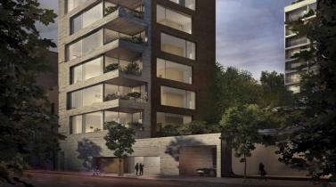 """""""Antes de comprar el predio o contratar a un arquitecto ideamos esa senda privada"""", confiesa Harlan Berger desde su oficina de Nueva York. """"Era mi argumento secreto de marketing: proporcionar una comodidad que no existía en la zona"""". Jardim en West Chelsea. (Fuente: VUW Studio)"""