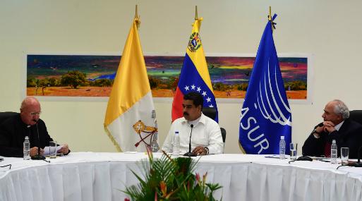 Venezuela: Gobierno y oposición inician este lunes cuatro mesas temáticas de trabajo