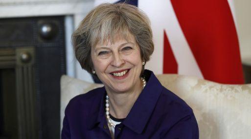 Resultado de imagen de primera ministra britanica