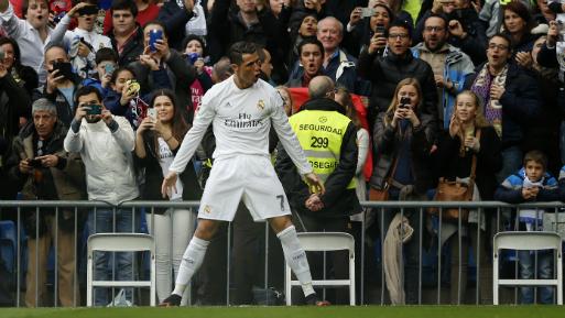 Renueva Ronaldo con el Real Madrid hasta 2021