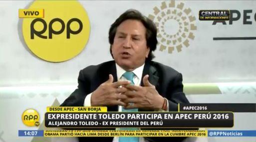 Vladimir Putin ya se encuentra en Lima — APEC