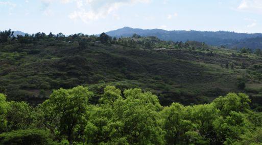 Zona donde se desarrollará el proyecto minero. (Foto: rioblanco.com)