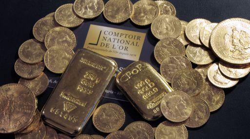 Hereda casa en Francia y descubre 100 kilos de oro escondido