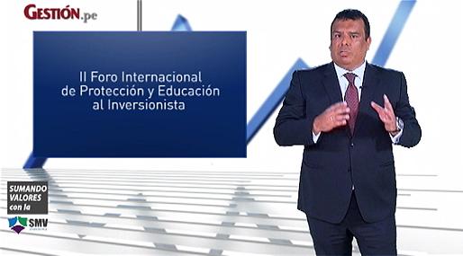 La protección y educación del inversionista