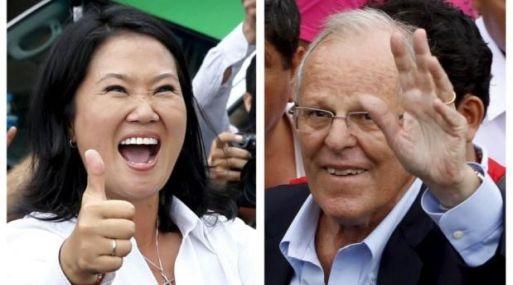 Presidente Kuczynski y Keiko Fujimori aceptaron reunirse