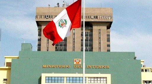 Ministerio del interior crea el viceministerio de for Director de seguridad ministerio del interior