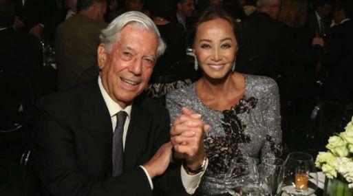 La boda del 2017: Isabel Preysler y Mario Vargas Llosa
