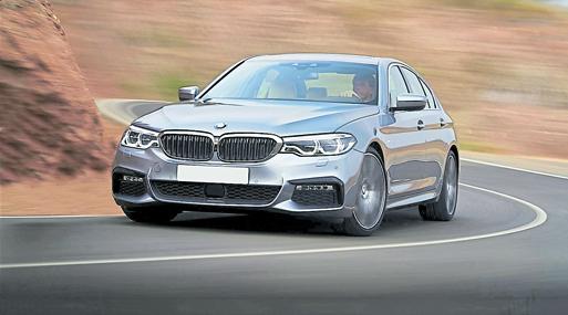 BMW Serie 5 Séptima Generación.