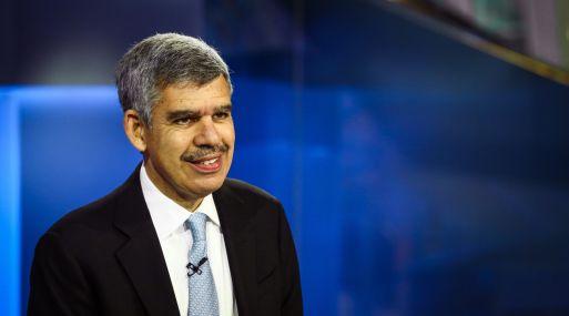 Mohamed El-Erian. (Foto: Bloomberg)