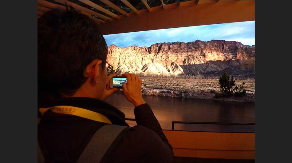 EE.UU., tecnología, Las Vegas, evento, CES 2017