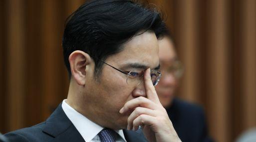 Jay Y. Lee, vicepresidente de Samsung Electronics Co. (Foto: Bloomberg)