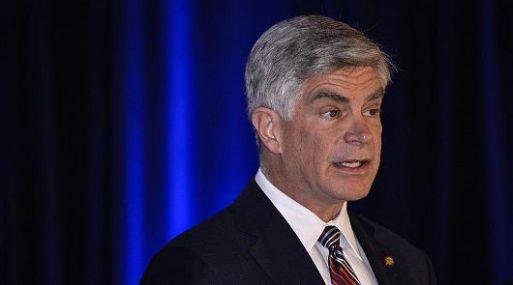 Patrick Harker, presidente de la Fed de Filadelfia. (Foto: Reuters)