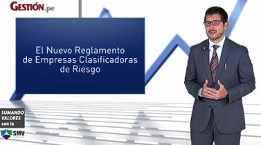 El nuevo reglamento de empresas clasificadoras de riesgo