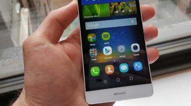 Huawei apuntaría a US$ 33,000 millones en ingresos de teléfonos