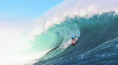 Surf. Cinco paradisiacas playas para correr olas