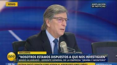 Foto: Captura de pantalla de RPP Noticias.