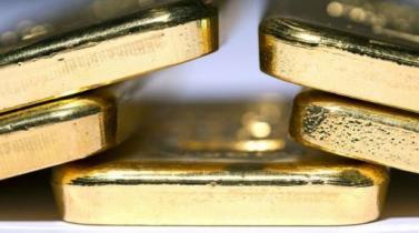 A las 1202 GMT, el oro al contado caía un 0.35% a US$ 1,200.71 la onza.