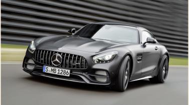 """Mercedes AMG GT C Coupé """"50 Edition"""""""