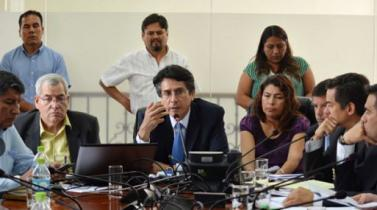 Ejecutivo viabiliza acuerdo entre comunidad de Pallancata y minera Ares