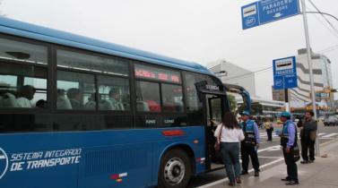 Corredor Javier Prado: Pasaje subirá de S/ 1.50 a S/ 1.70 desde el martes