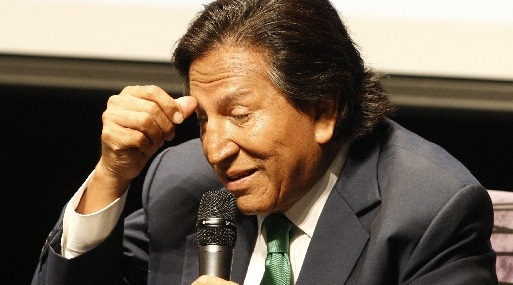 Juez ordena prisión para expresidente peruano Alejandro Toledo por 'caso Odebrecht'