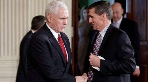 """Trump supo por semanas lo de Flynn"""""""