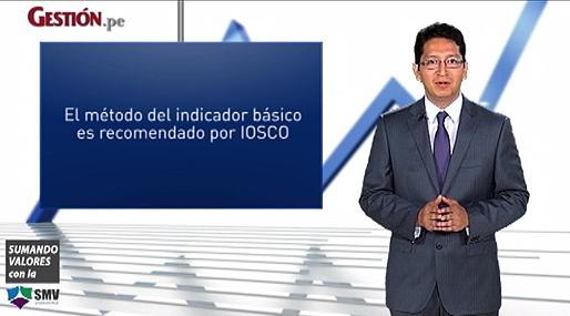 El capital operativo aplicable a los agentes de intermediación