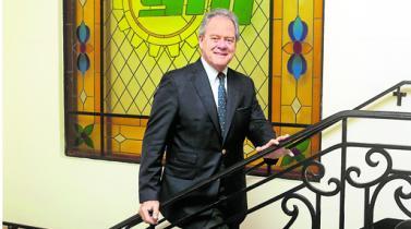 El presidente de la SNI cumplió este mes cuarenta años de servicio en el sector.