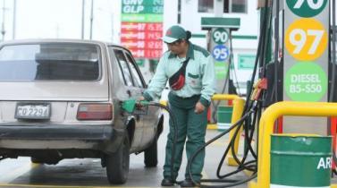 Precios de referencia de las gasolinas y gasoholes bajan hasta 1.01% esta semana