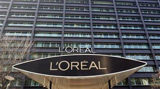 Productos de lujo impulsan las ganancias de L'Oreal