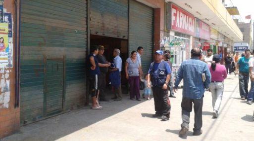 <b>Inseguridad.</b> Pobladores de diversos distritos están denunciando la presencia de 'pandilleros' en las zonas comerciales (Foto: USI).