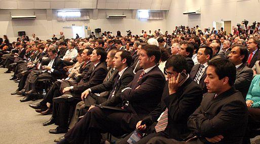 <strong> Encuesta. </strong> Luis Miguel Castilla es el favorito de los empresarios con 94% de aprobación. (Foto: USI)