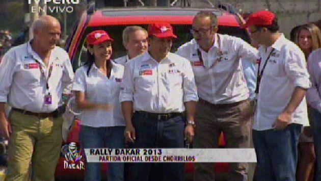 """<strong>Geografía.</strong> """"En el Perú también tenemos terrenos tan difíciles como los hay en el norte de África"""", destacó Humala (Video: TV Perú)"""