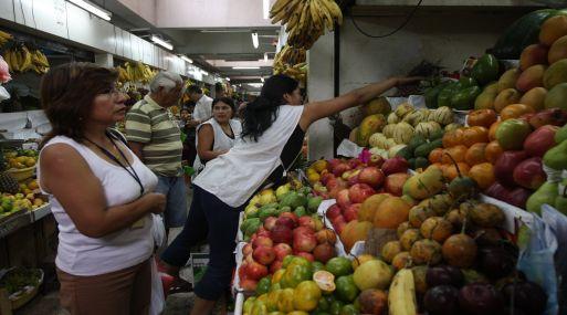<b>Impacto.</b> Alimentos representan el 37% de la canasta de consumo. (USI)
