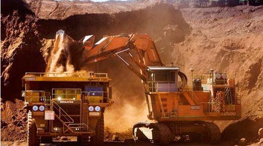 <strong>Ventas.</strong> Más de dos tercios de los ingresos de la compañía corresponden al hierro (Foto: Reuters)