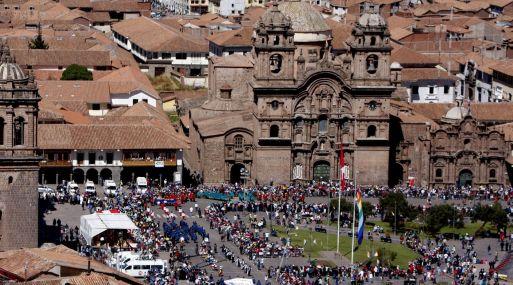 <strong>Galardón.</strong> Cusco es la segunda ciudad preferida del mundo. (Andina)