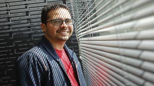 """<b>Financiamiento.</b> Miguel Valladeras se propuso el gran reto de """"poner el dinero."""" (USI)"""
