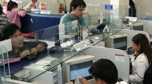 Disminuye la rentabilidad de bancos cajas y financieras for Pisos de bancos y cajas